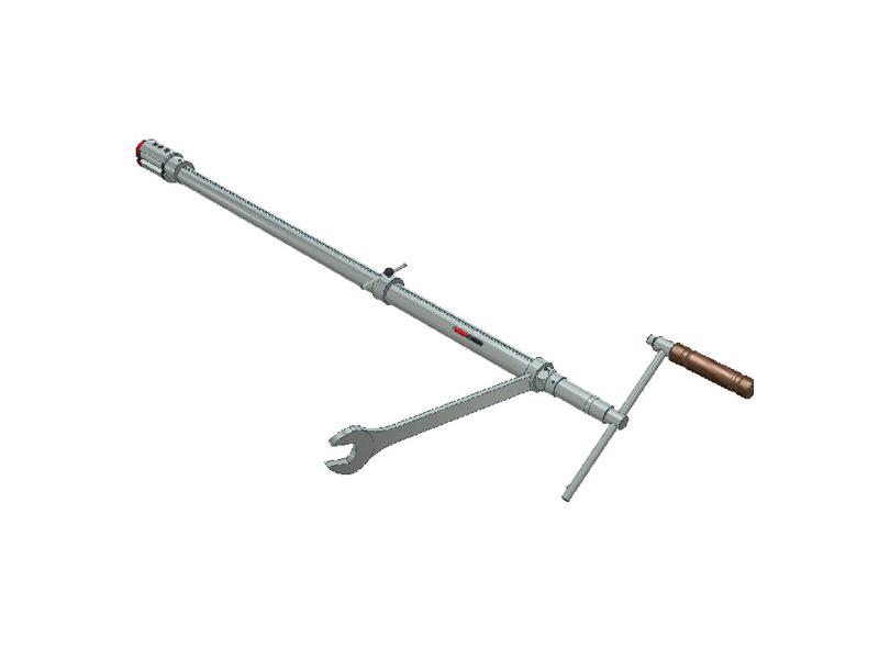 PropFIX tool for formwork prop repair